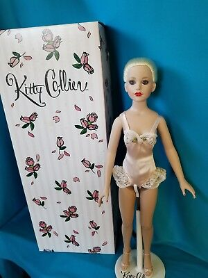 Tonner Kitty Collier--Basic Blonde Twist-- With Outfit Pieces- In Box