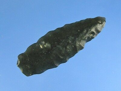 Whalens Artifacts California Chumash Lanceolate Point Authentic Indian Arrowhead