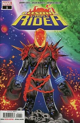 Cosmic Ghost Rider #1 (Of 5) Marvel Comics Near Mint 7/4/18