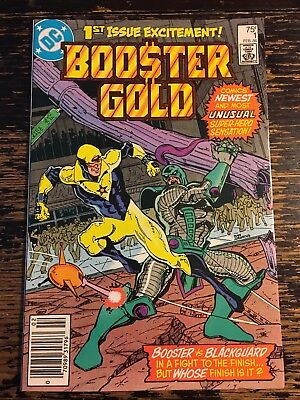 Booster Gold #1 (DC 1986) Free Combine Shipping CGC It First Appearance