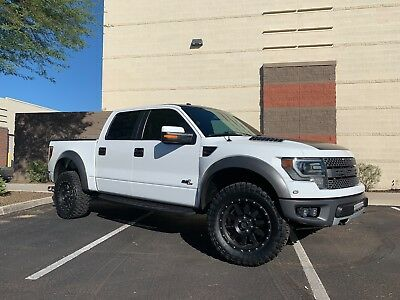 2013 Ford F-150  2013 Ford F-150 Raptor - Excellent Condition - Many Upgrades!
