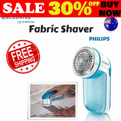 Lint Remover Fabric Shaver Cordless Portable Pill Removal Cloth Sweater Bobbles