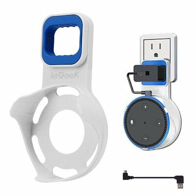 ieGeek Home Outlet Wall Mount Holder Stand for Bluetooth Speaker, Smart Home Ste