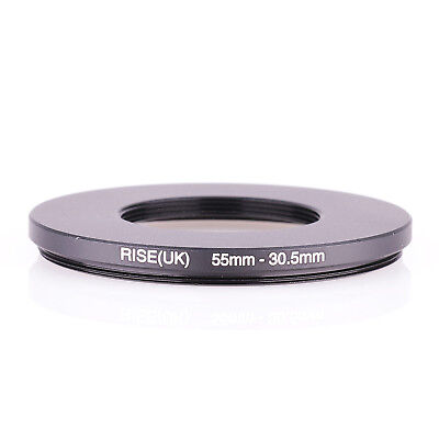 55-30.5 55-30.5MM 55MM-30.5MM Matel Step Down Ring Filter Camera Adapter