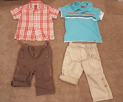 Esprit Boys Top, shirt and pants - size 18mths and 2
