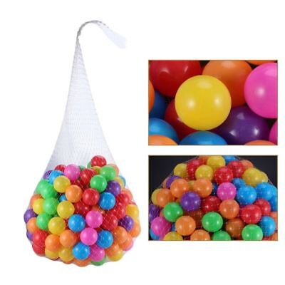 Palline Colorate morbide in Plastica PE per piscina bambino diametro 5,5cm /cm