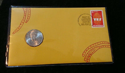 2017 Fifty Cent - Pnc - *1967 Referendum - Mabo* - Uncirculated