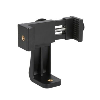 US Universal Rotating Cell Phone Holder Mount Adjustable Smartphone Adapter Clip