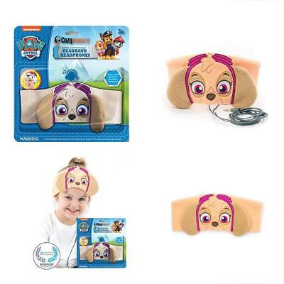 Paw Categories Patrol Kids Headphones By - Volume Limited With Ultra-Thin & Soft