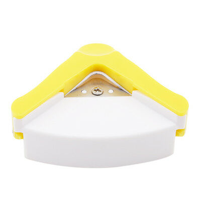 Rounder Round Corner Trim Paper Punch Card Photo Cartons Cutter Tool Craft BS