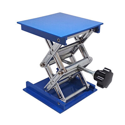 Manual Lifting Platform Lab Jack Lift Optical Sliding Stage Translation Stage