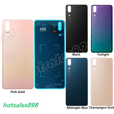 For Huawei P20 EML-L29/L09 Housing Battery Glass Cover Door Back Case Assembly