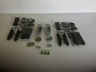 Armourfast 1/72 Achilles Tank Plus Wee Models Resin Upgrades Lot 324