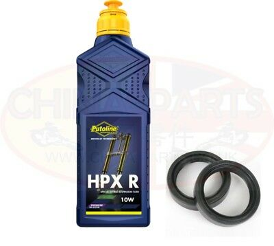 Motorcycle Fork Oil and Seals Kit 41x54x11mm for Superbyke RMR200