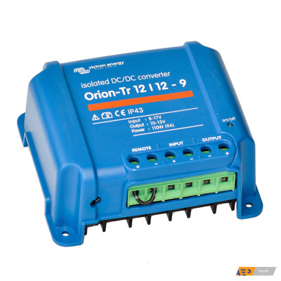Victron Energy Orion-Tr 12/12-9A (110W) Isolated DC-DC - ORI121210110
