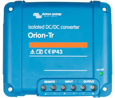 Victron Energy Orion-Tr 12/12-18A (220W) Isolated DC-DC - ORI121222110