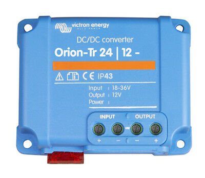 Victron Energy Orion-Tr 24/12-30A (360W) Isolated DC-DC- ORI241240110