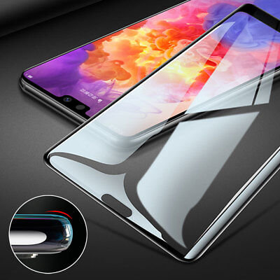 For Huawei Mate 20 Pro/Lite 5D Full Coverage Temper Glass Film Screen Protector