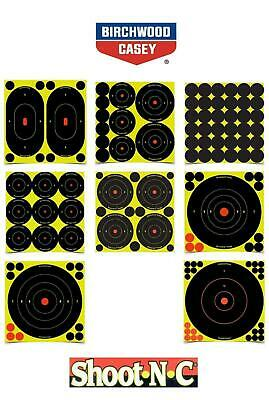 Birchwood Casey Shoot.N.C Targets**All Sizes**Shooting Airgun Rifle Hunting