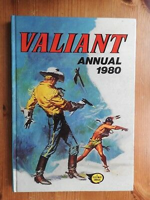 Valiant  Annual 1980  VG+