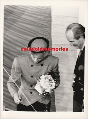 Original Press Photo Princess Diana Lady Di Spencer 12-5-85 Boat Launching
