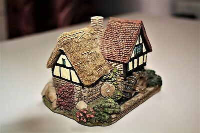 Lilliput Lane Collectibles - Waterside Mill 1994 Rare Boxed