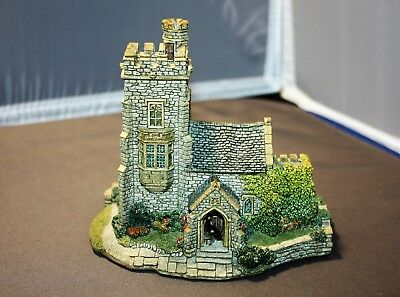 Lilliput Lane Collectible Stradling Priory release date 1993
