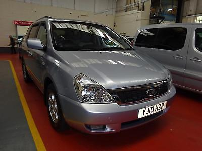 110 Kia Sedona      Wheelchair Adapted Disabled Vehicle
