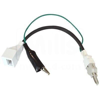 New 6/10D 2-Pole Disconnection - Connects 631A to Test Plug