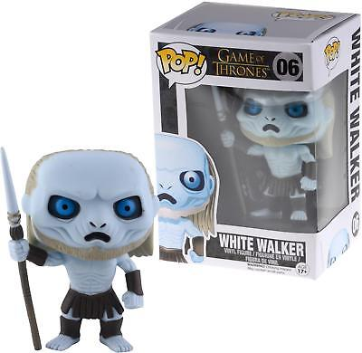 Game of Thrones - White Walker Funko Pop! Animation #06 - New in Box