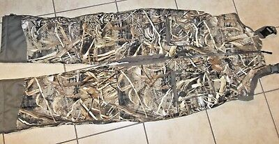 Game Winner Realtree Hunting Camo Bib Overalls Youth Boy X Large 16