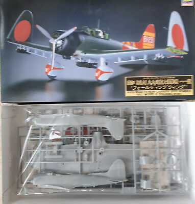 Aichi D3A1 Type 99 Carrier Dive Bomber 1:48 Hasegawa 51042