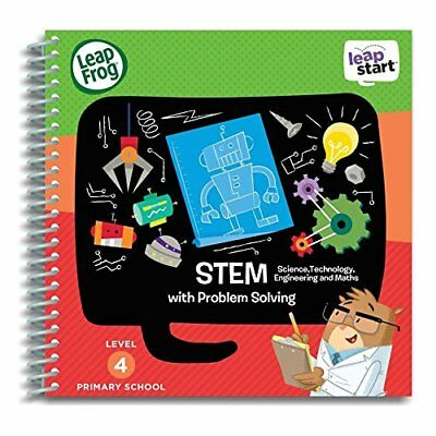 LeapFrog LeapStart Primary School Activity Book: STEM and Problem Solving