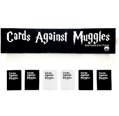 Cards Against Muggles the Harry Potter Version