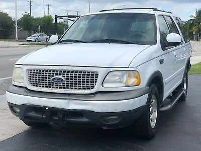 1999 Ford Expedition  1999 Ford Expedition XLT 4dr SUV 4.6L V8 Cold AC Drives Great FLORIDA OWNED