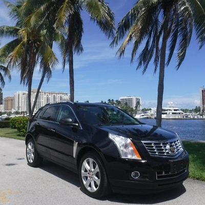 2013 Cadillac SRX AWD 4dr Performance Collection Florida Loaded 2013 Cadillac SRX AWD Performance Collection Extra Nice Low Price