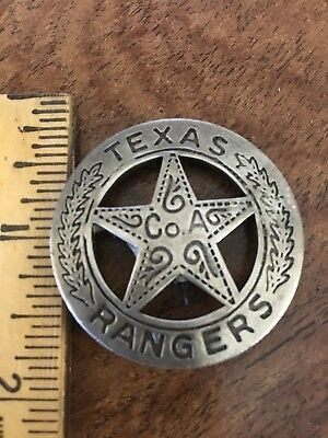 Texas Ranger Badge Free Shipping