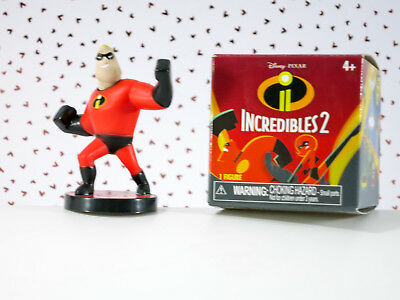 Disney Pixar Incredibles 2 Mini Supers Collectible Figure Mystery Box - Mr. Incr