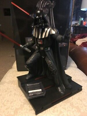 Gentle Giant Star Wars DARTH VADER (Empire Strikes Back) Statue #237/900 RARE