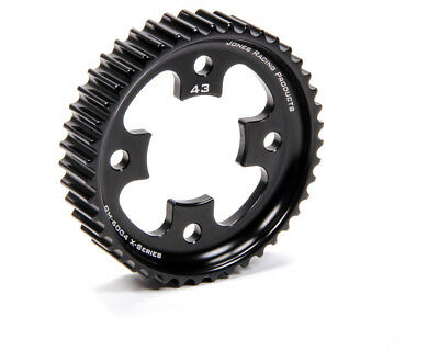 JONES RACING PRODUCTS HTD Pulley 43 Tooth QM Axle P/N - QM-6004-43