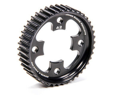 JONES RACING PRODUCTS HTD Pulley 42 Tooth QM Axle P/N - QM-6004-42