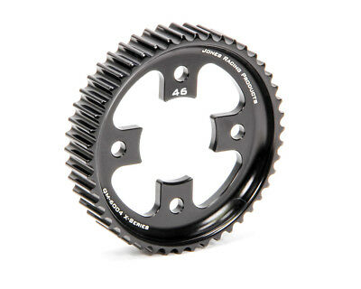 JONES RACING PRODUCTS HTD Pulley 46 Tooth QM Axle P/N - QM-6004-46