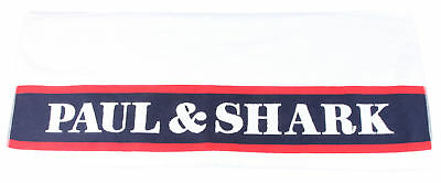 Paul & Shark Yachting Handtuch Decke Towel Blanket 100% Baumwolle 101 x 162 cm