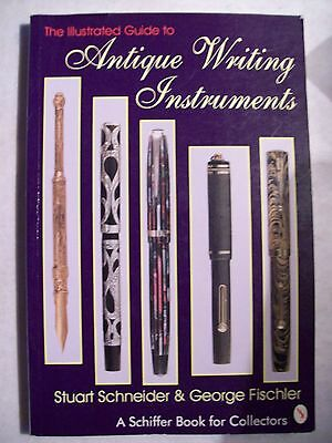 Vintage Ink Pens & Pencils Price Value Guide Collector's Book Color Pictures