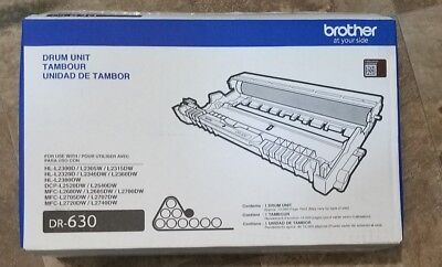 Genuine OEM Brother DR-630 Drum Unit DR630