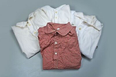 Civil War Shirt Lot - 4 Period Style Shirts – Field Used Reproductions