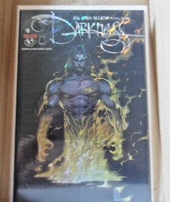 The Darkness #1 holofoil variant cover