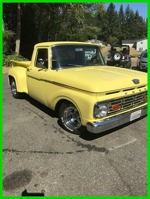 1963 Ford F-100  1963 Used Automatic Pickup Truck