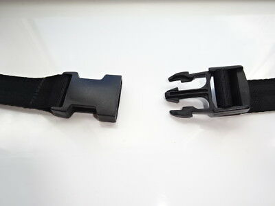 BUGABOO Frog/Cameleon/Gecko CLIP male Release Buckle for Harness/Strap Seat Unit