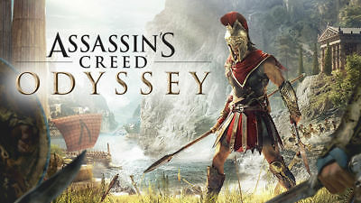 (HOT) ASSASSIN'S CREED ODYSSEY PC Steam OFFLINE Access (Full game, Region Free)